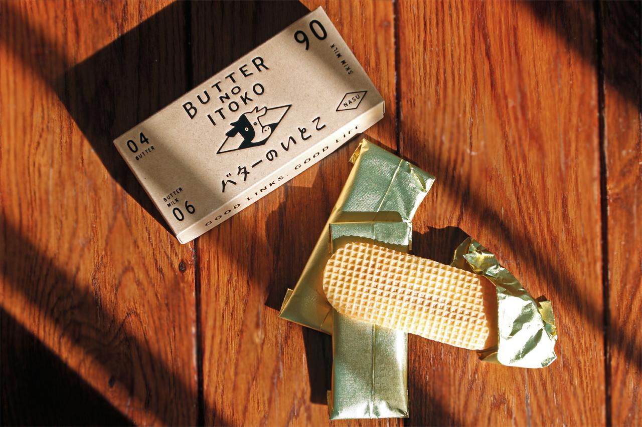 """""""バターのいとこ""""を那須のお土産に。「Chus」"""