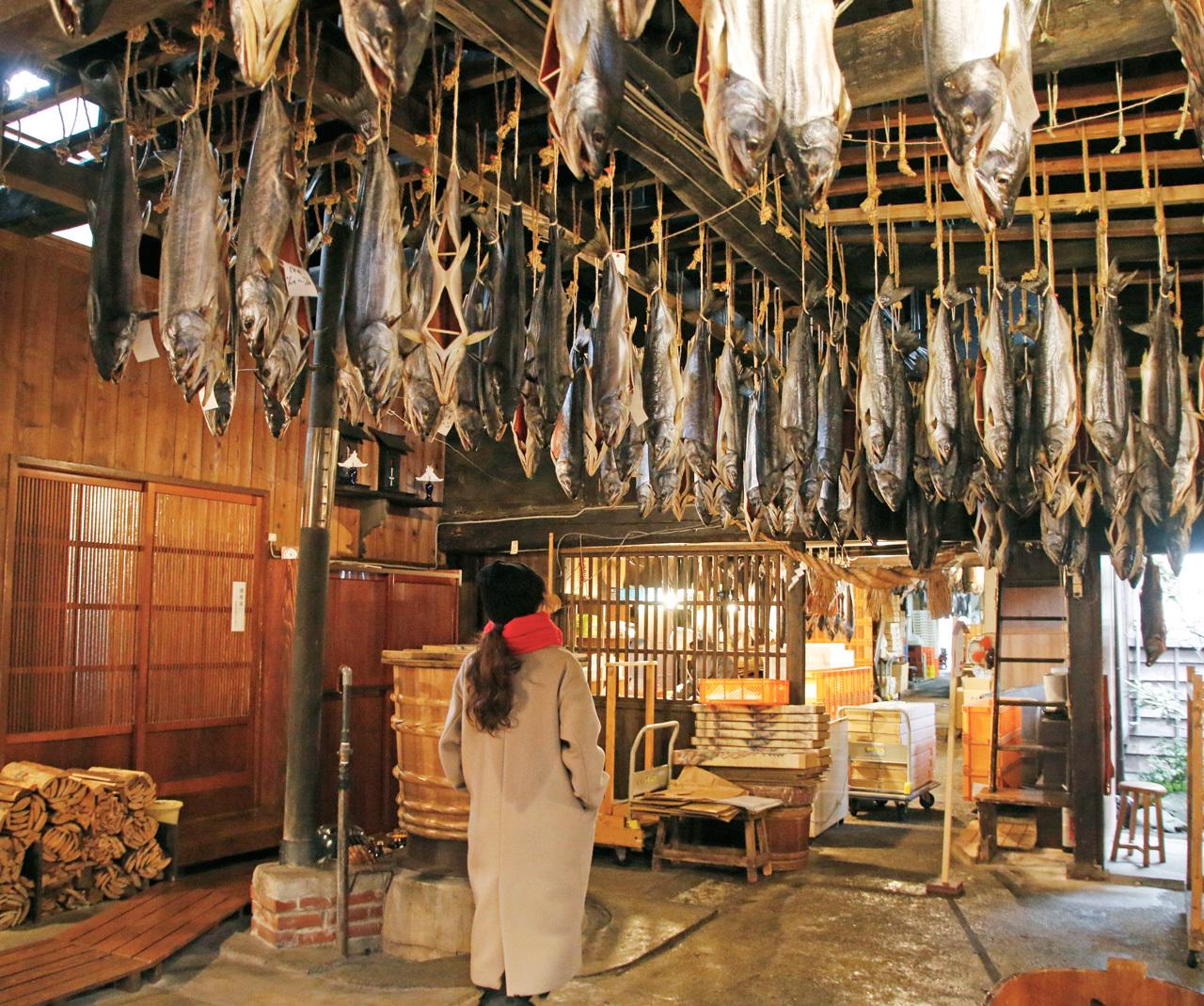 鮭のまち「村上」で鮭を食べる!おすすめグルメスポット