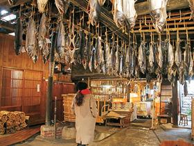 新潟・村上観光おすすめスポット。鮭、鮭、鮭だらけの町が面白いっ!