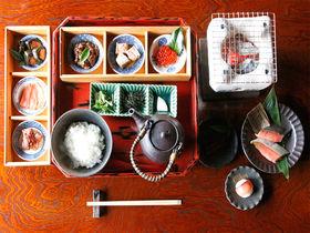 新潟村上「千年鮭きっかわ 井筒屋」で鮭づくし!