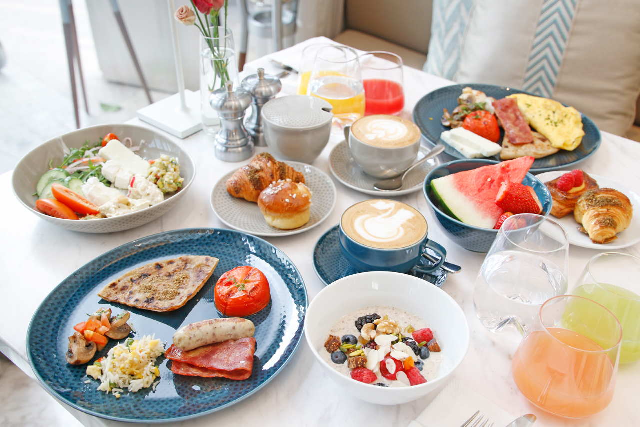 アラブ料理が食べられる!バラエティ豊かな朝食ビュッフェ