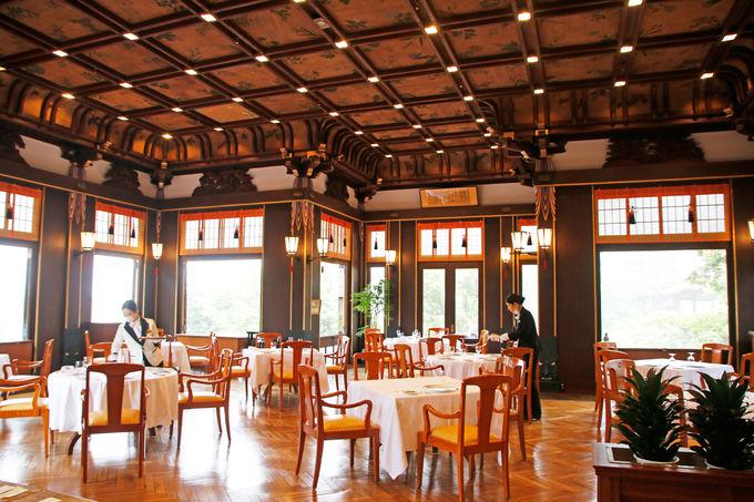 1日目ランチ: 富士屋ホテル