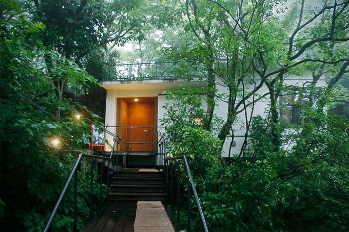 箱根の隠れ家スパ。「konoha spa treatment」とは