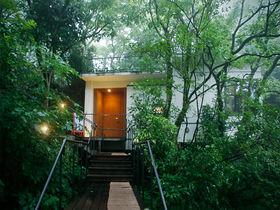 箱根の森に佇む隠れ家スパ「konoha spa treatment」