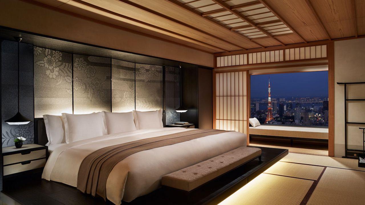 特別な宿泊に。豊富な客室を誇るスイート