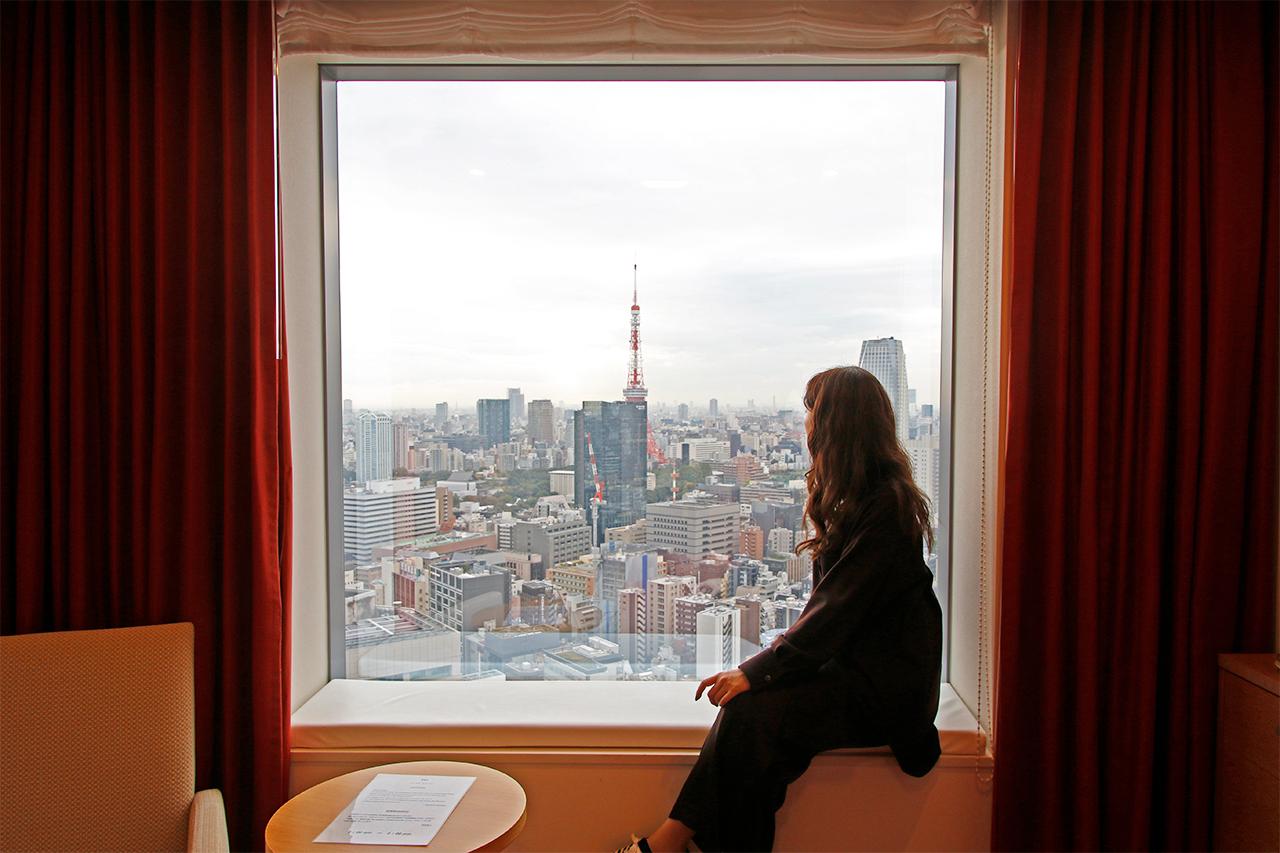 THANNのコンセプトルーム&東京タワーが見える客室