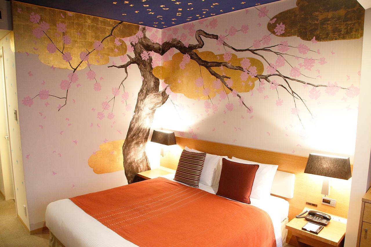 アートな女子旅におすすめ。パークホテル東京とは