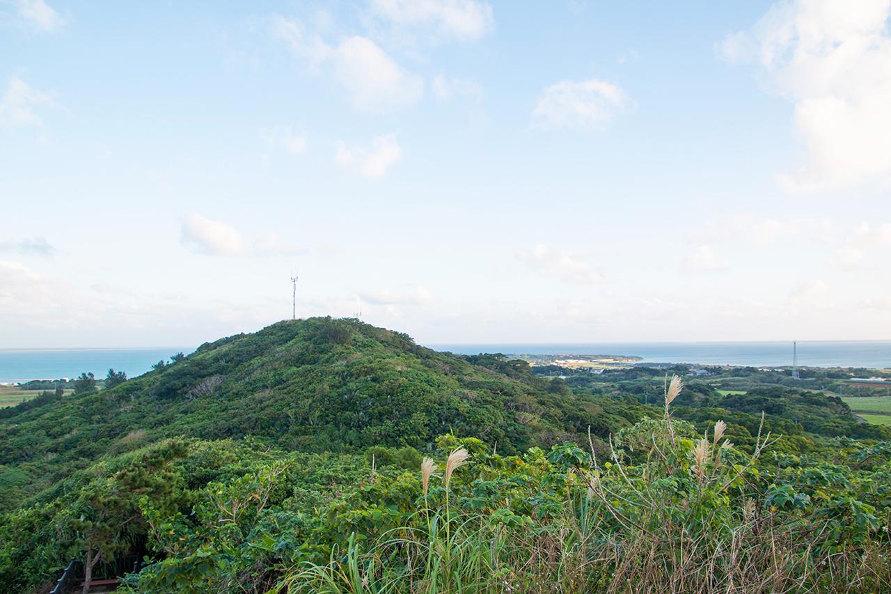 大岳がきれいに見える&視界が広い!「西大岳」