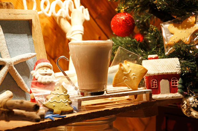 「かりゆしサンタ」からの心温まるクリスマスプレゼント