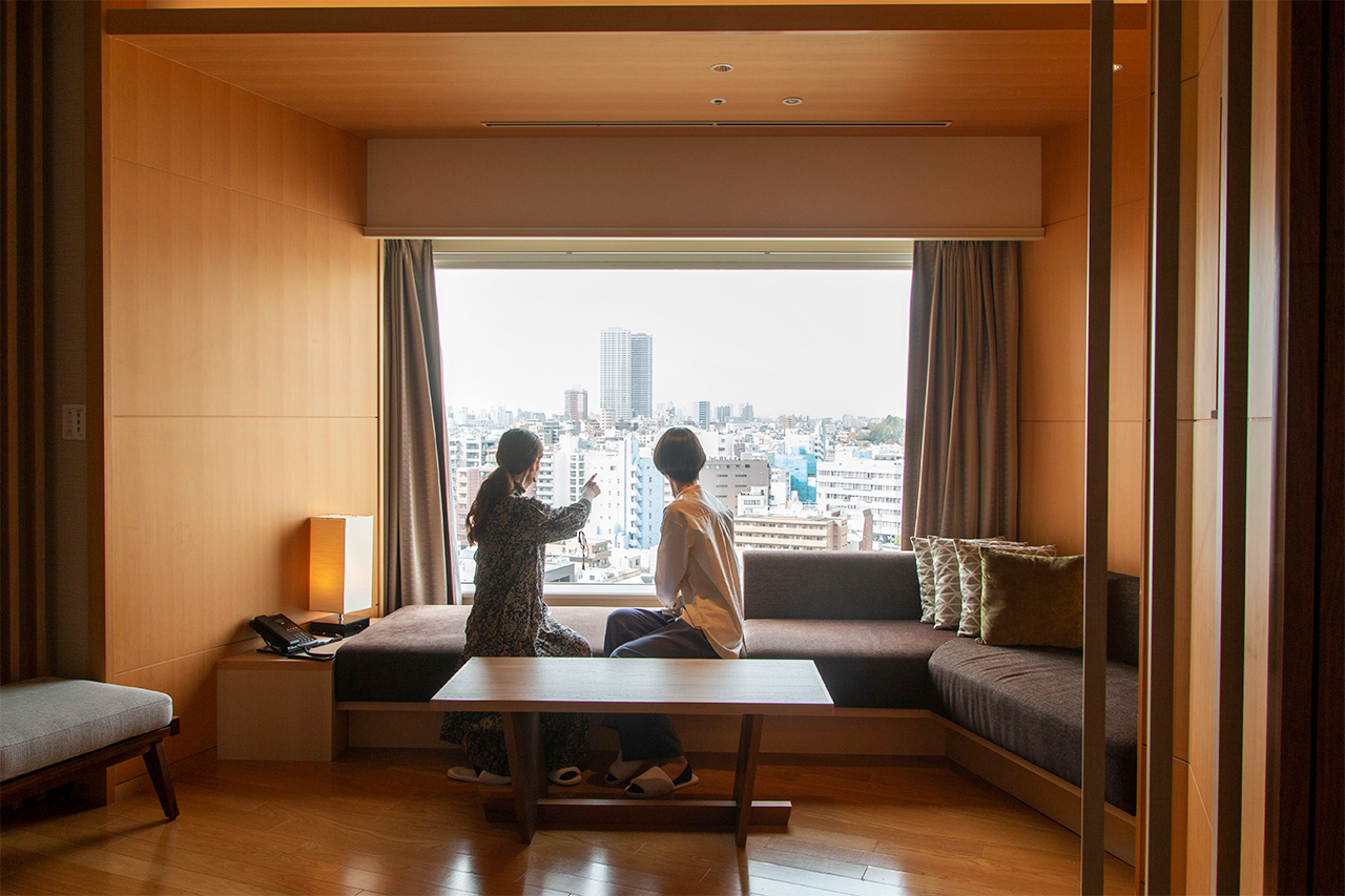 おこもり女子旅におすすめ。目黒「ホテル雅叙園東京」