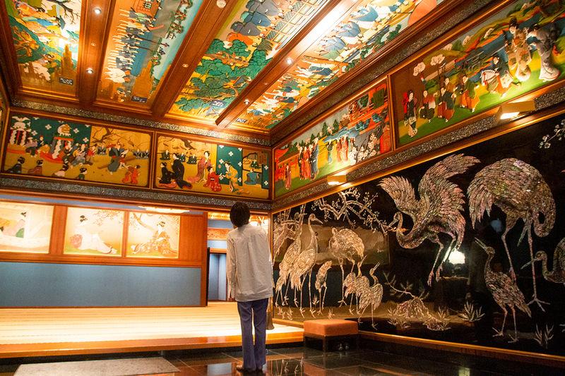 ホテル雅叙園東京でおこもり女子旅!ラウンジとアートを大満喫