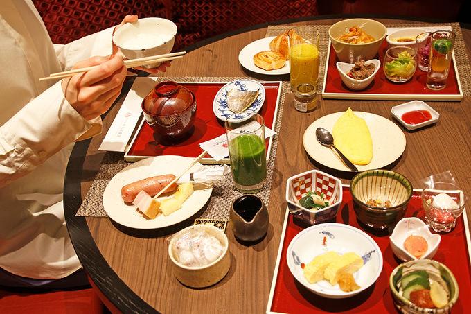 インルームダイニングでおこもりディナー&朝食ブッフェ