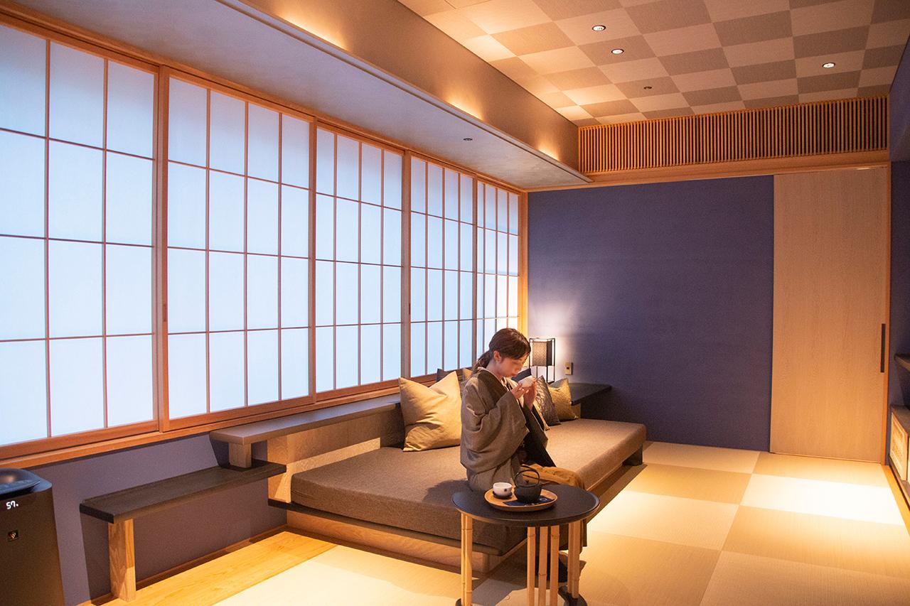 日本人としての美を学ぶ。星のや東京「江戸美人滞在」とは