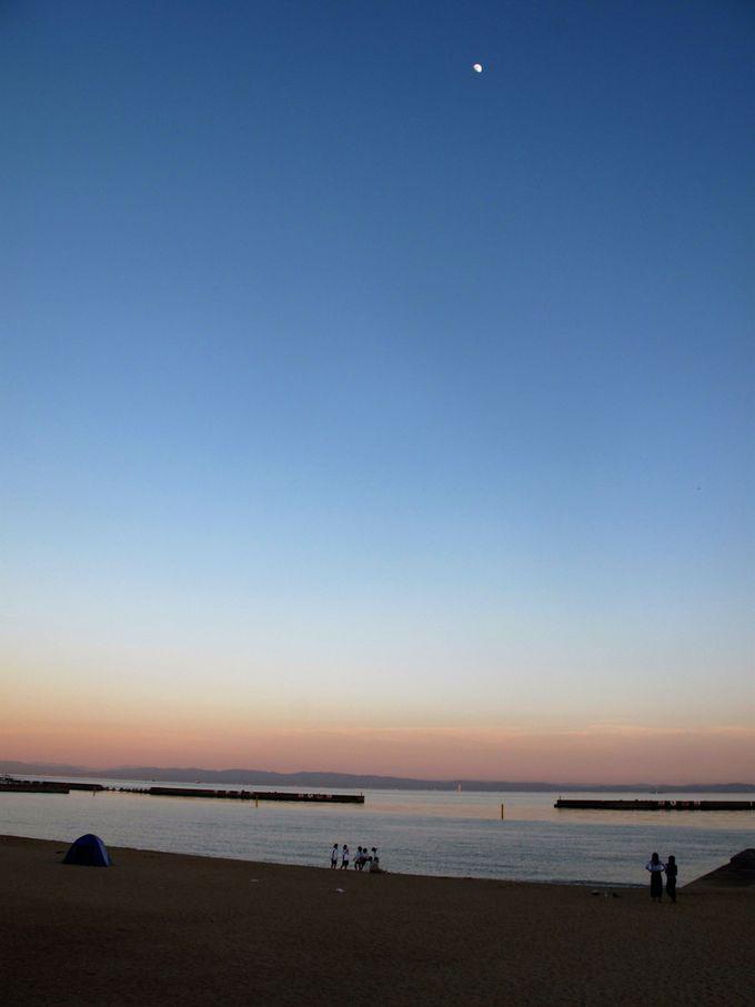 16.須磨海岸