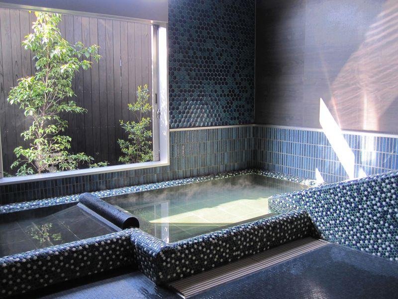 鹿児島・家族温泉「日本湯小屋物語」滑り台まで付いた特別な湯