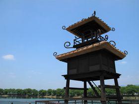 遺跡が目の前!道の駅「レスティ唐古・鍵」奈良で弥生の風に吹かれる