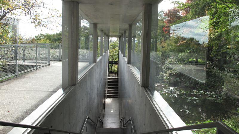 京都「アサヒビール大山崎山荘美術館」建築・自然・美に浸る