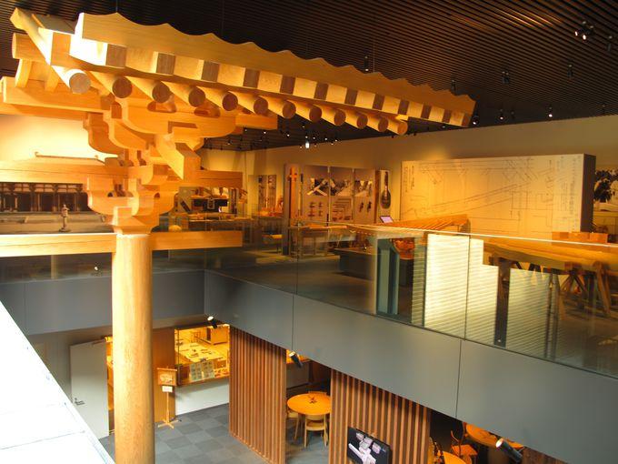 伝統的建築を見る「目」が変わる展示