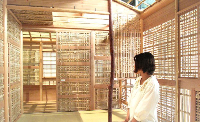 神戸「竹中大工道具館」職人技が生みだす美を感じる博物館