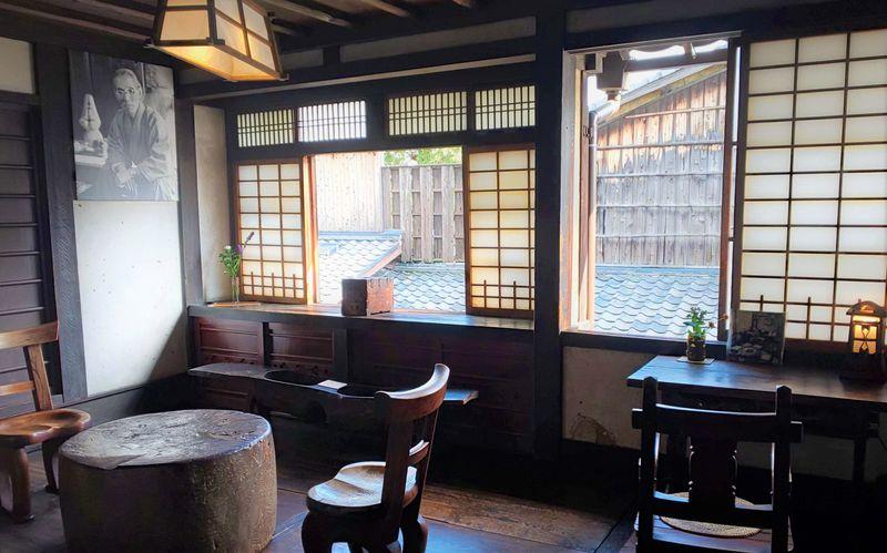 説明のない美術館で美を探す 京都「河井寛次郎記念館」
