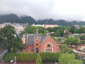 兵庫「神戸文学館」異国情緒あふれるチャペルで神戸の文学を知る