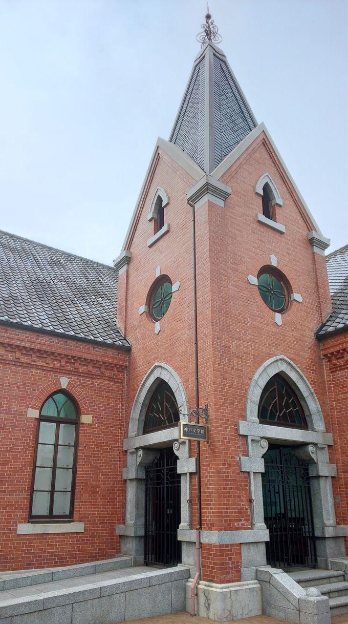 ヴォーリズ建築事務所の手で蘇ったレンガ造りの教会建築