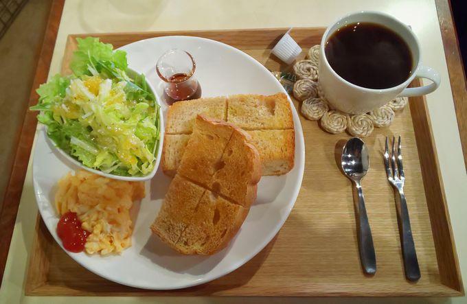 美味しい朝食から始まる上田あるき