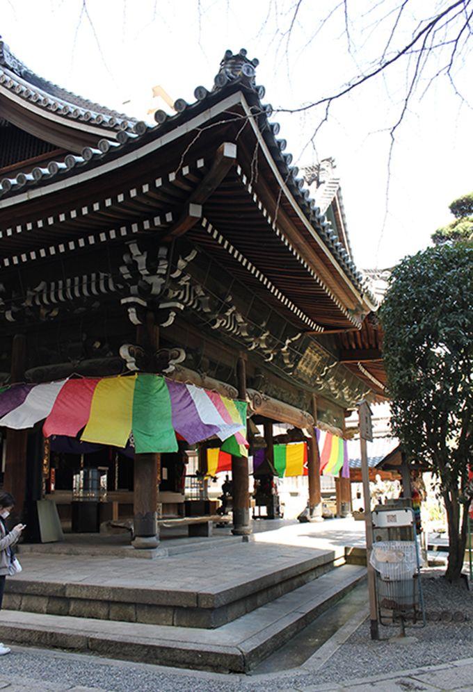 京都のへそ・縁結びのパワースポット「六角柳」