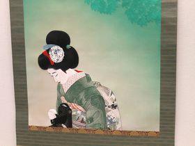 画壇の悪魔派と「なにわ美人」あべのハルカス美術館 北野恒富展