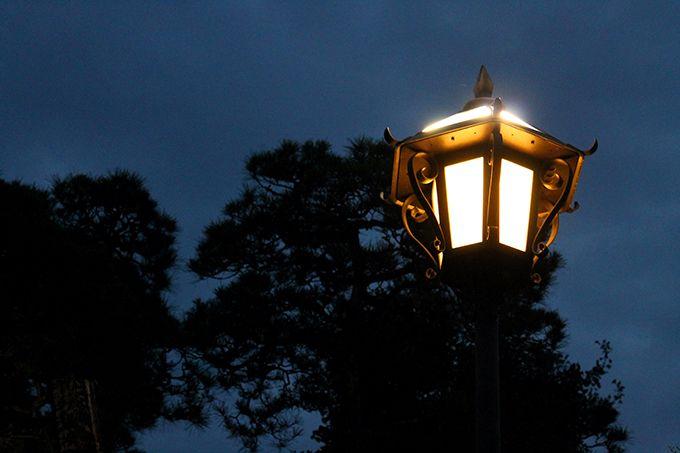 夜も素敵な倉敷美観地区