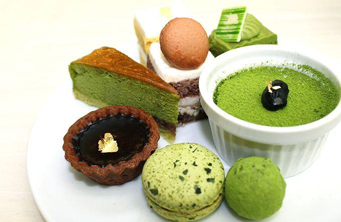 1ピース1500円のケーキも!ニューオータニ大阪 抹茶とチョコのおもてなし