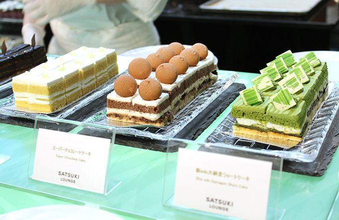 1ピース1,000円超えの高級ケーキがビュッフェに登場