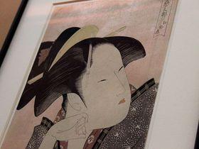 京都に希少な浮世絵勢揃い 相国寺承天閣美術館「浮世絵最強列伝」