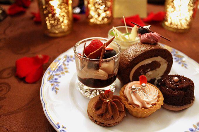 ザ・リッツ・カールトン大阪のチョコレートアフタヌーンブッフェがクリスマス仕様に!