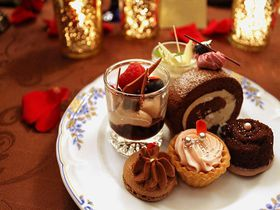 ザ・リッツ・カールトン大阪でSNS映え必至のチョコレートアフタヌーンブッフェを!
