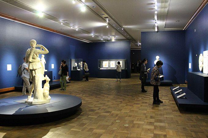 大阪・ルーヴル美術館展はこんな展示