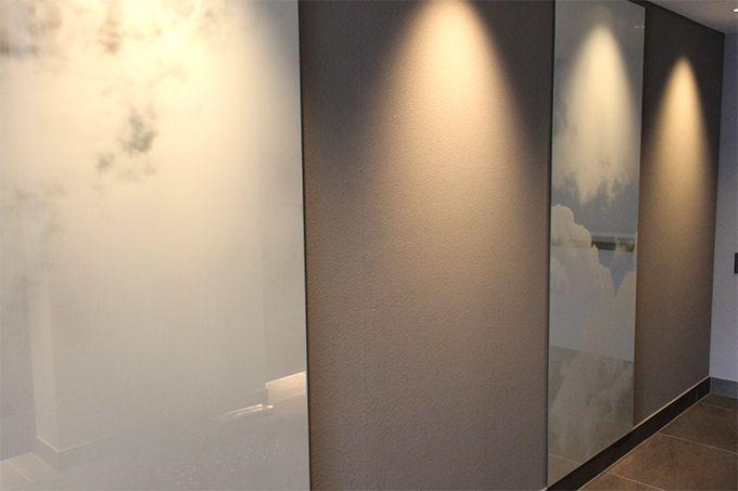 シンプルながら、明るくくつろげる部屋