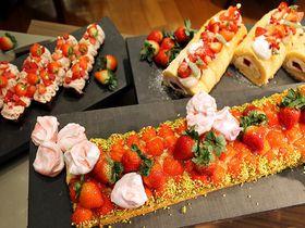 いちごに恋するインターコンチネンタルホテル大阪「ストロベリー エスケープ」