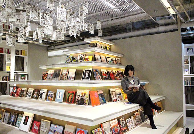 ブラックフードも!泊まれる本屋「BOOK AND BED TOKYO 心斎橋」