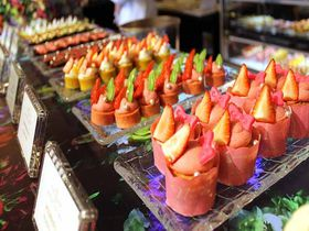 香りと世界観が魅力のいちごビュッフェ!ホテルニューオータニ大阪