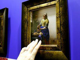 触れる複製画も!大阪市立美術館「フェルメール展」の見所と限定グッズ