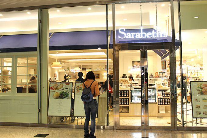 サラベス大阪店とは