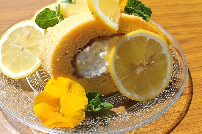 デザート系ロールケーキも充実
