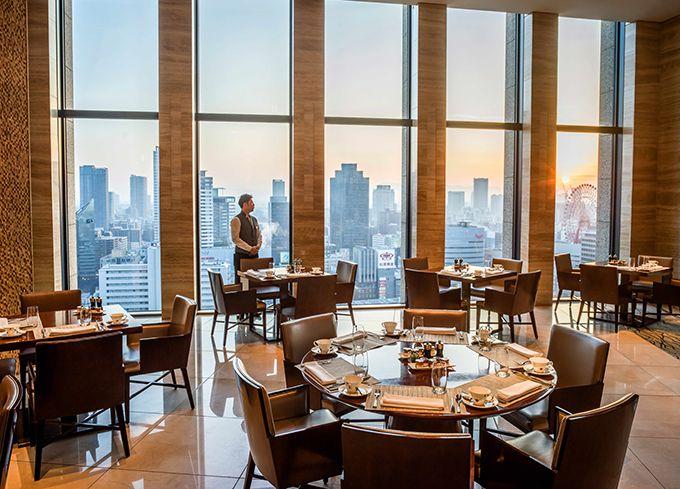 7.NOKA Roast & Grill/インターコンチネンタルホテル大阪