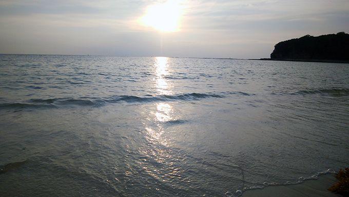 白良浜を望む「展望露天風呂」