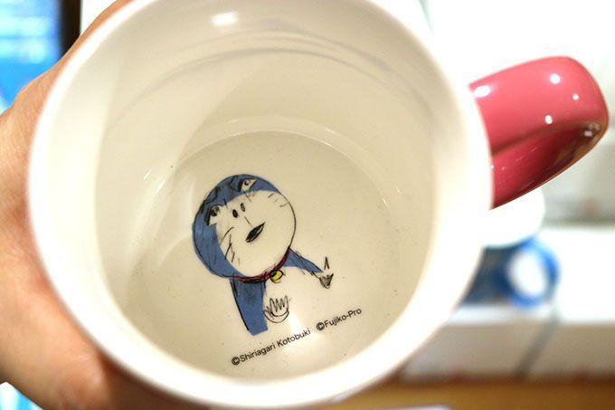ユーモアあふれるドラえもんグッズとカフェ
