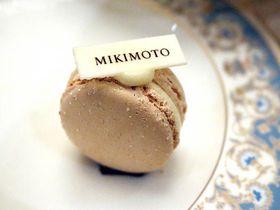真珠をイメージ ザ・リッツ・カールトン大阪×ミキモトのコラボアフタヌーンティー