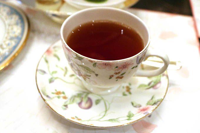 ロンネフェルト社の紅茶も