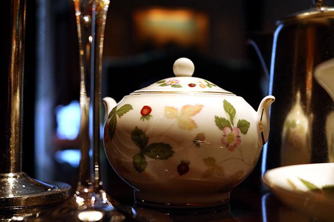 フリーフローで自由にお茶を楽しむ