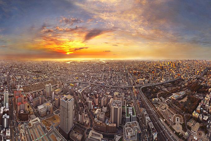 絶景!大阪「あべのハルカス」で地上300mのバーベキュー!